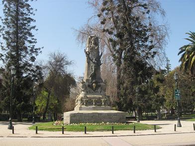 Monumento de la Colectividad Francesa