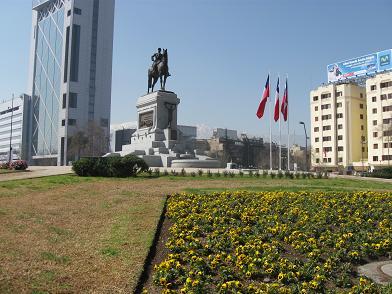 Plaza Baquedano