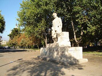 Monumento al Presidente Pedro Aguirre Cerda