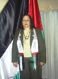 Doctora Mai Al Kaila Exelentisima Embajadora del Estado de Palestina en la Republica de Chile