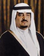 Rey Fahd bin Abdul Aziz  de Arabia Saudita 1923 - 2005