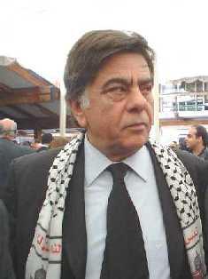 Embajador Sabri Ateyeh